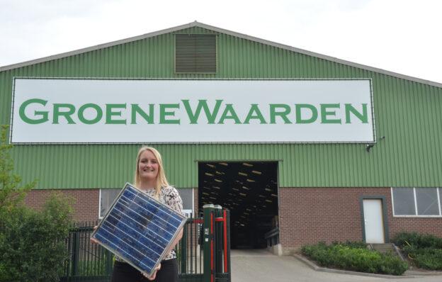 Annewil Hooijer bij Zonnedak GroeneWaarden